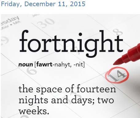 fortnight friday s word of the day haiku - fortnite noun