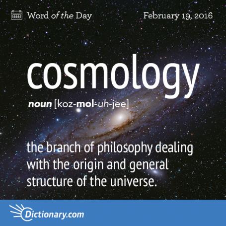 Cosmogony - Wikipedia