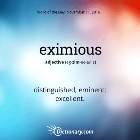 exemious