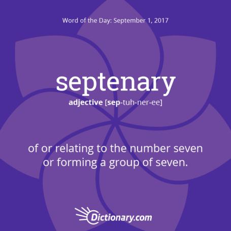septenary