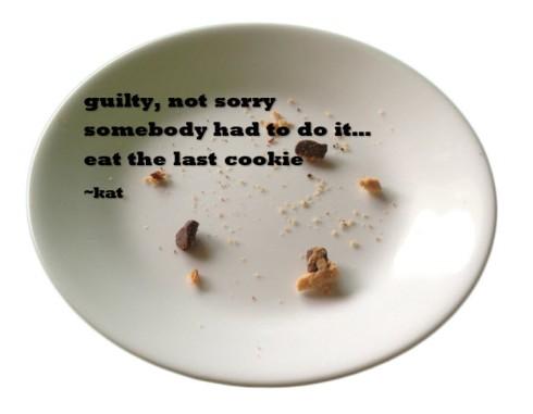 last cookie